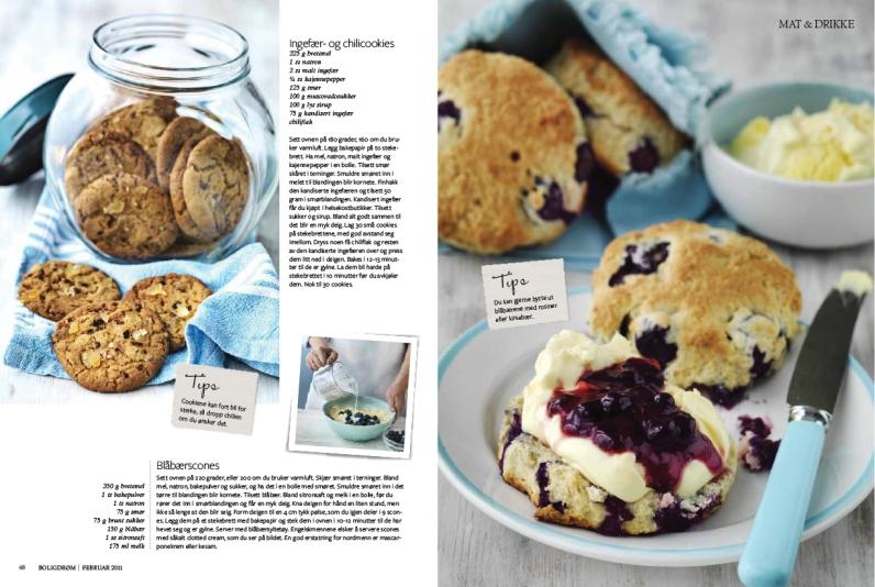 BoligDrøm Bake kake søte 7-8