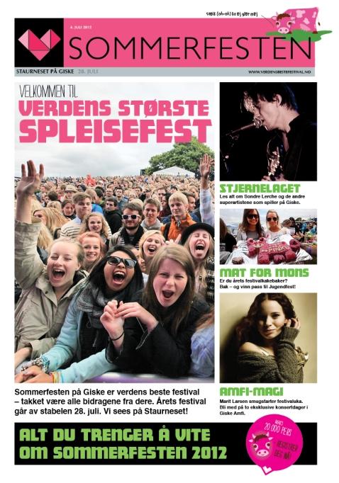 Sommerfesten 2012 1