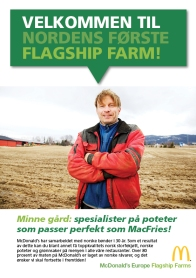 Brosjyre McDonald's – Flagship Farms