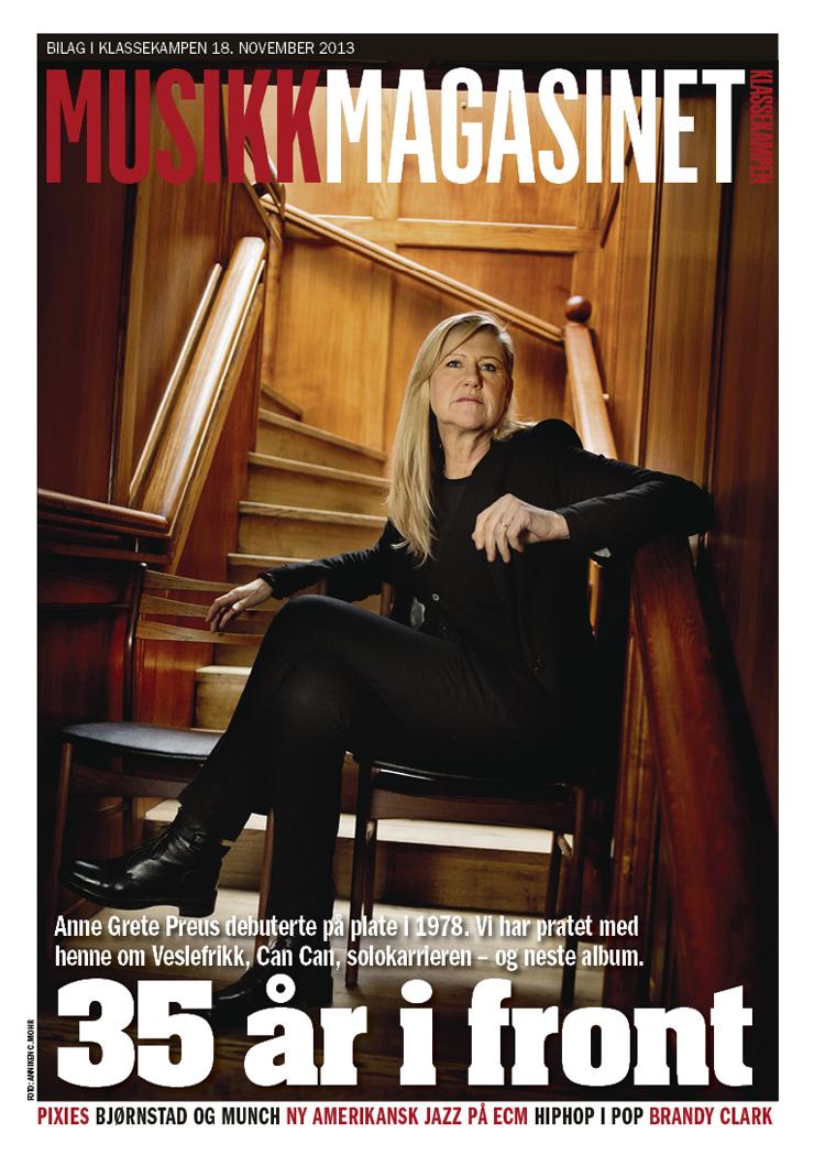 Musikkmagasinet 16. november 2013
