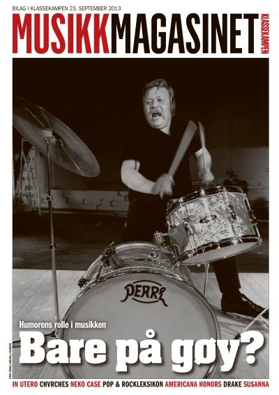 Musikkmagasinet 23. september 2013