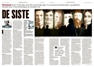 Bokmagasinet i Klassekampen 16. november 2013